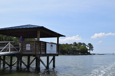 Resort Girl Boat Trip