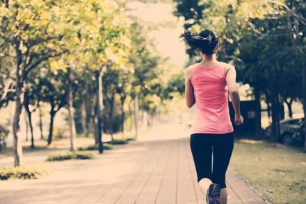 Resort Girl Exercise