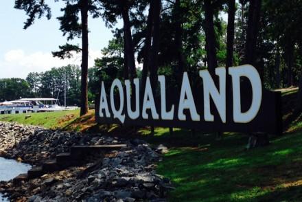 Aqualandsign