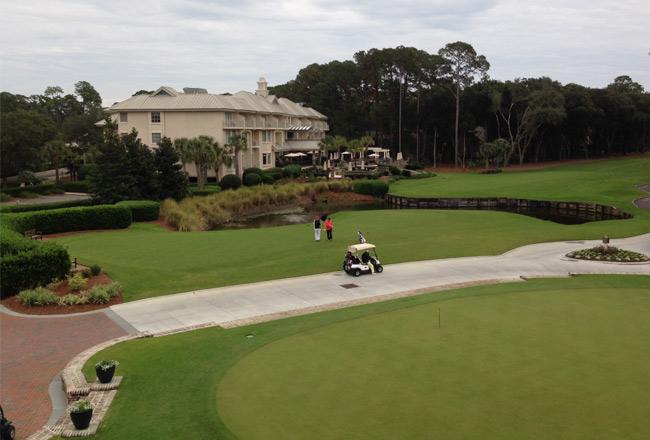 Golf-Greens