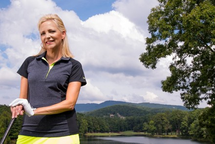 Resort Girl Golf